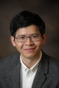 Photo of Dr. Jie Feng
